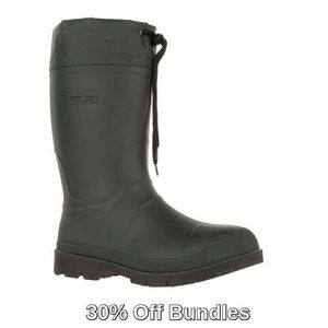 -40F Rated Insulated and Waterproof Boots